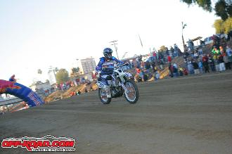Gordon Clark in Ensenada at start of the Baja 1000